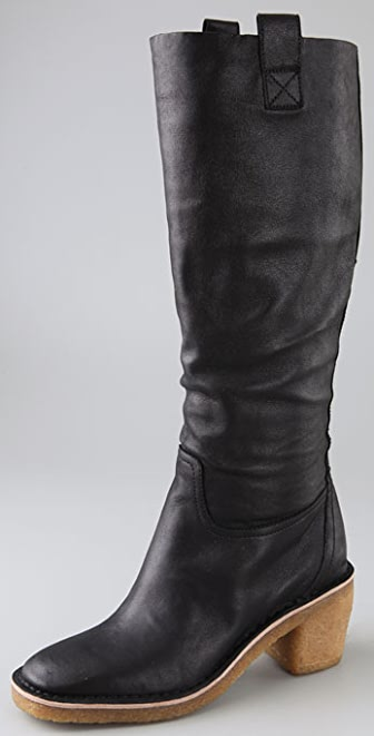 Marc by Marc Jacobs Crepe Sole Boots