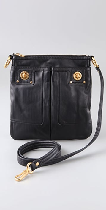 Marc by Marc Jacobs Totally Turnlock Sia Cross Body Bag
