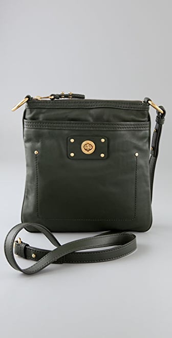 Marc by Marc Jacobs Totally Turnlock Sia T Cross Body Bag