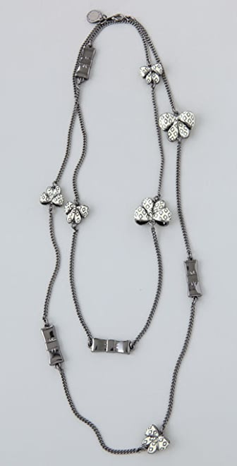 Marc by Marc Jacobs Bow Wow Wow Anabella Wrap Necklace