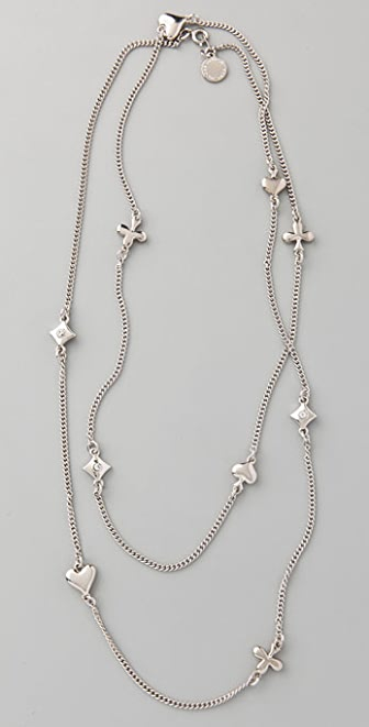 Marc by Marc Jacobs House of Cards Wrap Necklace