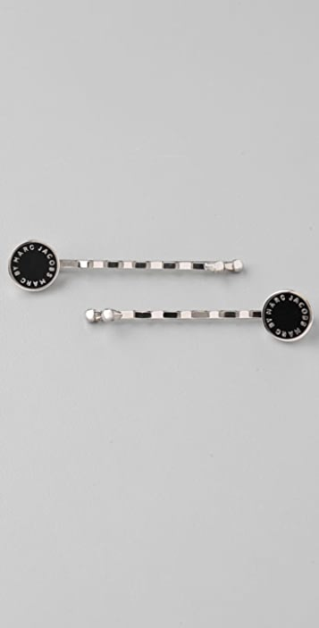 Marc by Marc Jacobs Enamel Discs Bobby Pins