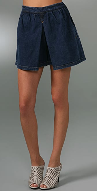 Marc by Marc Jacobs Vintage Denim Skort