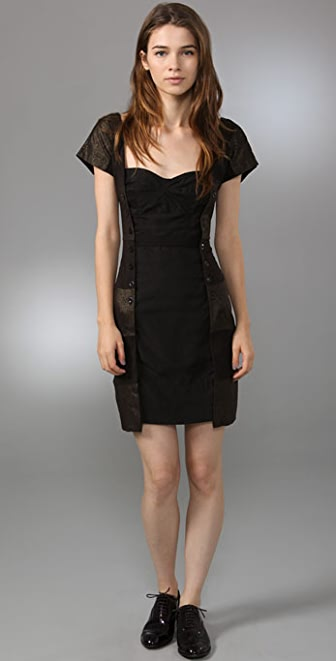 Marc by Marc Jacobs Louisa Jersey Dress