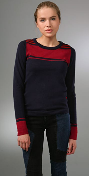 Marc by Marc Jacobs Holly Sea Scout Sweater