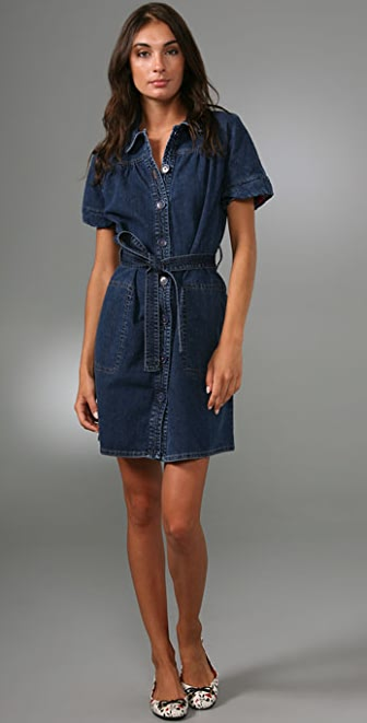 Marc by Marc Jacobs Vintage Denim Dress