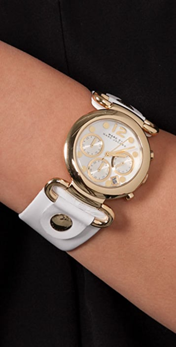 Marc by Marc Jacobs Molly Chronograph Watch
