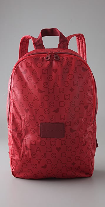 Marc by Marc Jacobs Love Dove Print Packable Backpack