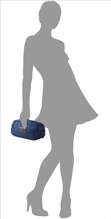 Marc by Marc Jacobs Pretty Nylon Long Cosmetic Bag