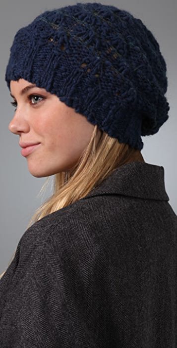 Marc by Marc Jacobs Quinn Sweater Hat
