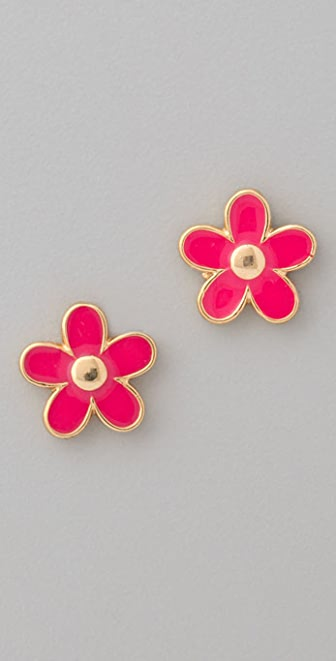 Marc by Marc Jacobs Classic Marc Daisy Stud Earrings