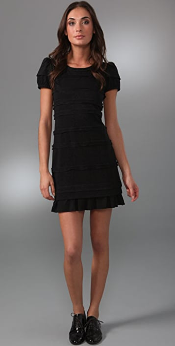 Marc by Marc Jacobs Lacey Pointelle Dress