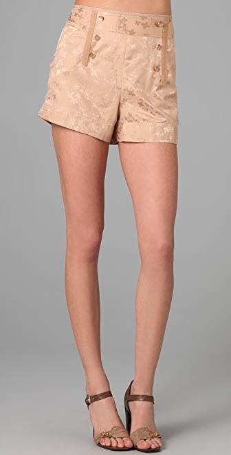 Marc by Marc Jacobs Inez Jacquard Shorts