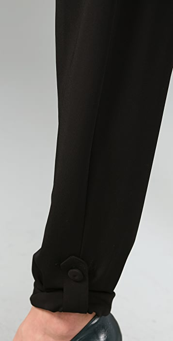 Marc by Marc Jacobs Charlie Matte Jersey Pants