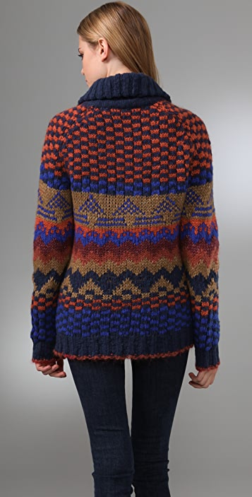 Marc by Marc Jacobs Quinn Cardigan Sweater