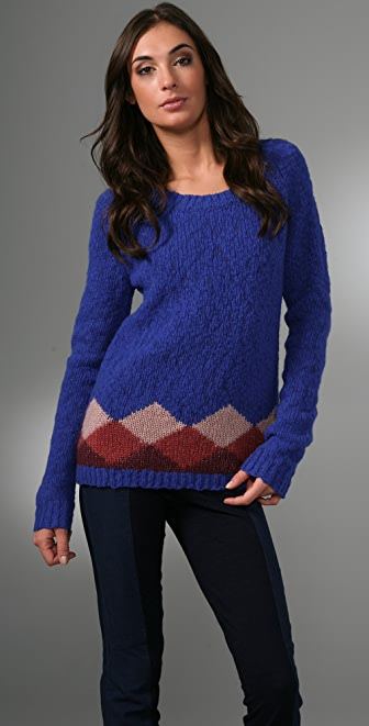 Marc by Marc Jacobs Quinn Pullover Sweater