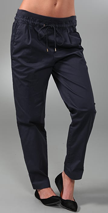 Marc by Marc Jacobs Lightweight Twill Pants