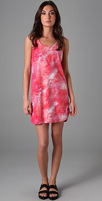 Marc by Marc Jacobs Claudette Print Jersey Dress