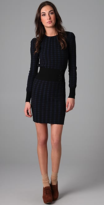 Marc by Marc Jacobs Virginia Sweater Dress