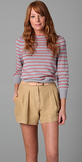 Marc by Marc Jacobs Willow Stripe Sweater