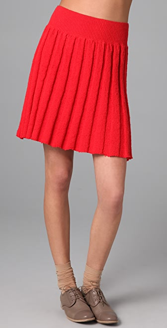 Marc by Marc Jacobs Yolanda Sweater Skirt