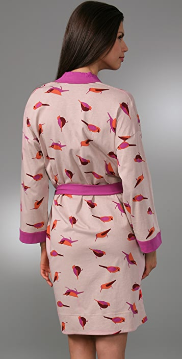Marc by Marc Jacobs Scattered Birds Robe