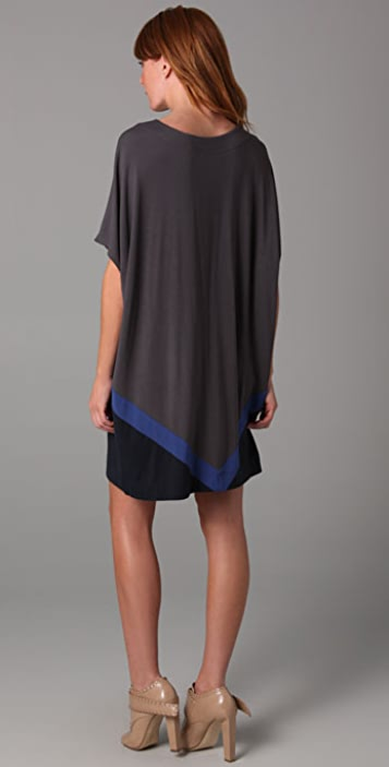 Marc by Marc Jacobs Solid Drapey Tunic