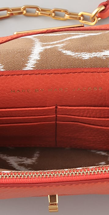 Marc by Marc Jacobs Bianca Jane On A Chain Messenger Clutch