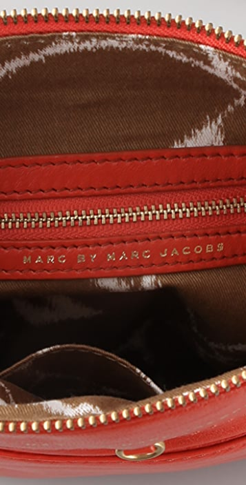 Marc by Marc Jacobs Preppy Leather Sia Messenger Bag