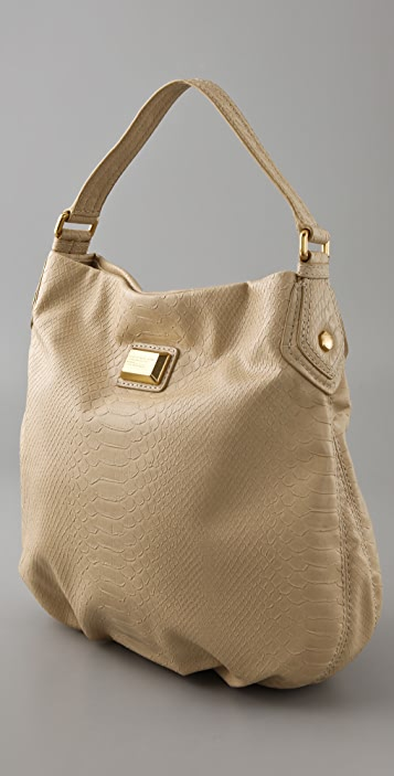 Marc by Marc Jacobs Sneaky Snake Hillier Hobo