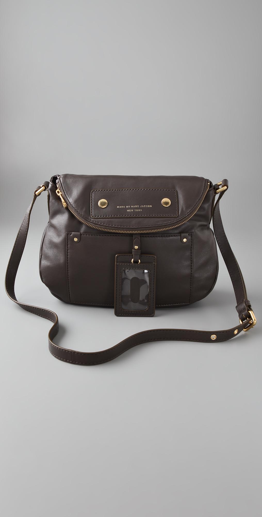 18b5fd173a3f Marc by Marc Jacobs Preppy Leather Natasha Messenger Bag