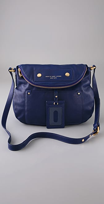 Marc by Marc Jacobs Preppy Leather Natasha Messenger Bag