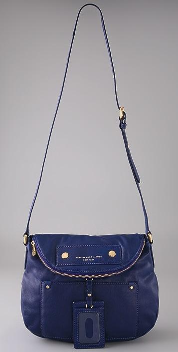 Marc by Marc Jacobs Preppy Leather Natasha Messenger Bag