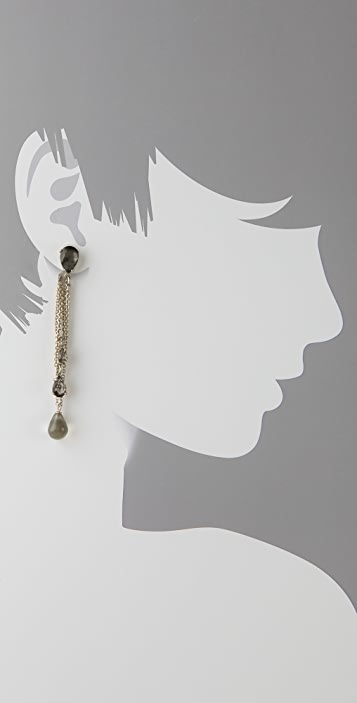 Marc by Marc Jacobs Pool Party Draped Earrings