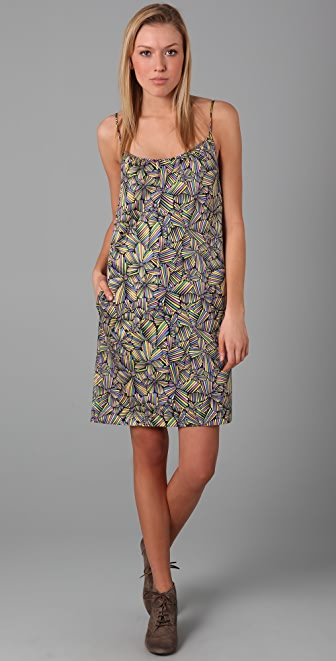 Marc by Marc Jacobs Elodie Bloom Dress