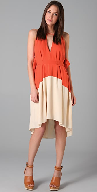 Marc by Marc Jacobs Colorblock CDC Dress