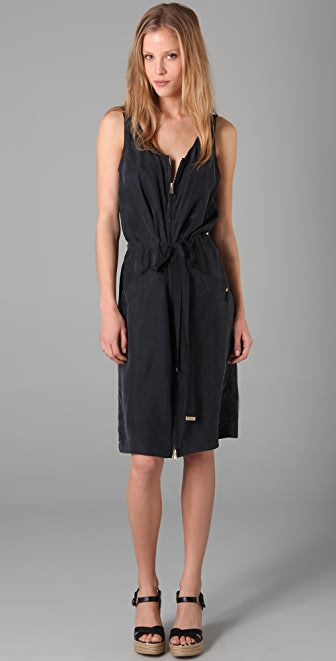 Marc by Marc Jacobs Sondra Silk Dress