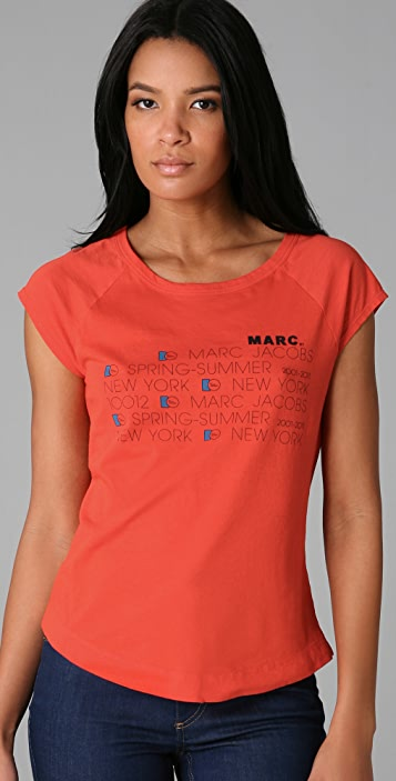 Marc by Marc Jacobs 10th Anniversary Tee