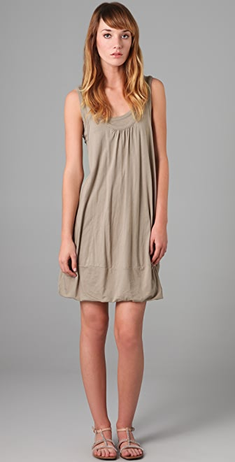 Marc by Marc Jacobs Feather Jersey Dress