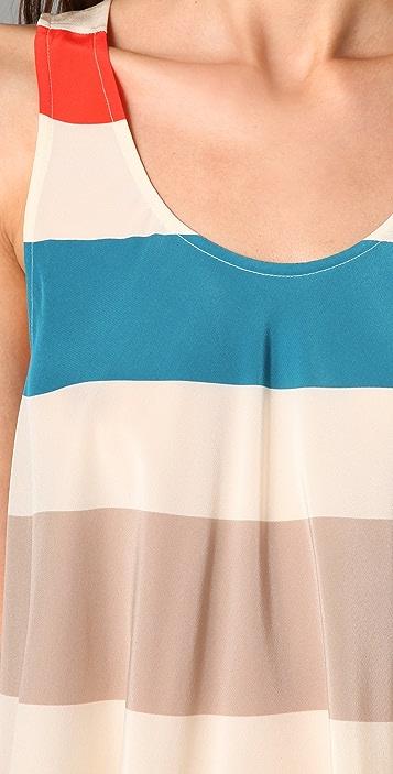 Marc by Marc Jacobs Simone Stripe Short Dress