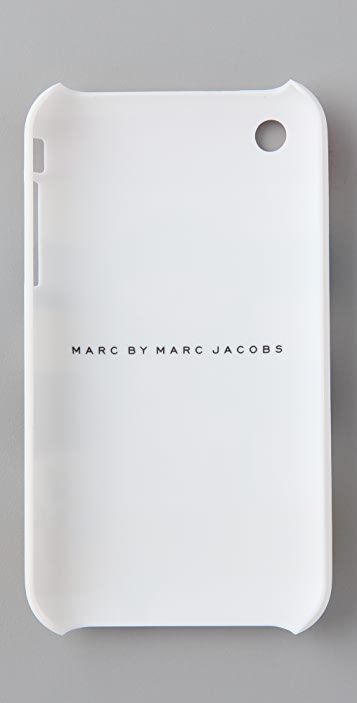 Marc by Marc Jacobs Miss Marc 3G iPhone Cover