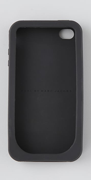 Marc by Marc Jacobs Lips iPhone 4 Cover