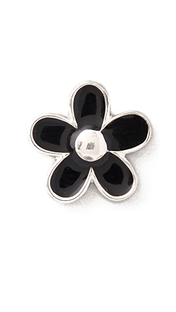 Marc by Marc Jacobs Daisy Stud Earrings