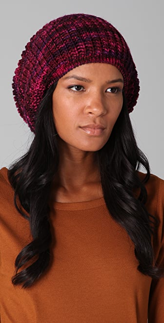 Marc by Marc Jacobs Tito Hand Knit Hat