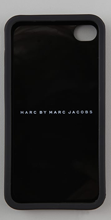 Marc by Marc Jacobs Multi Panther iPhone 4 Cover