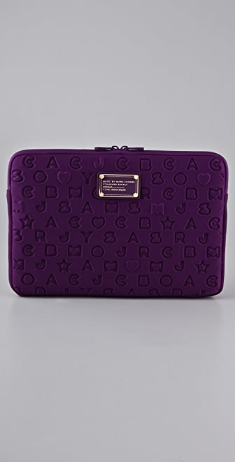 "Marc by Marc Jacobs Stardust 11"" Neoprene Computer Case"
