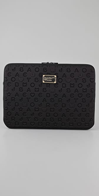 "Marc by Marc Jacobs Stardust 17"" Neoprene Computer Case"