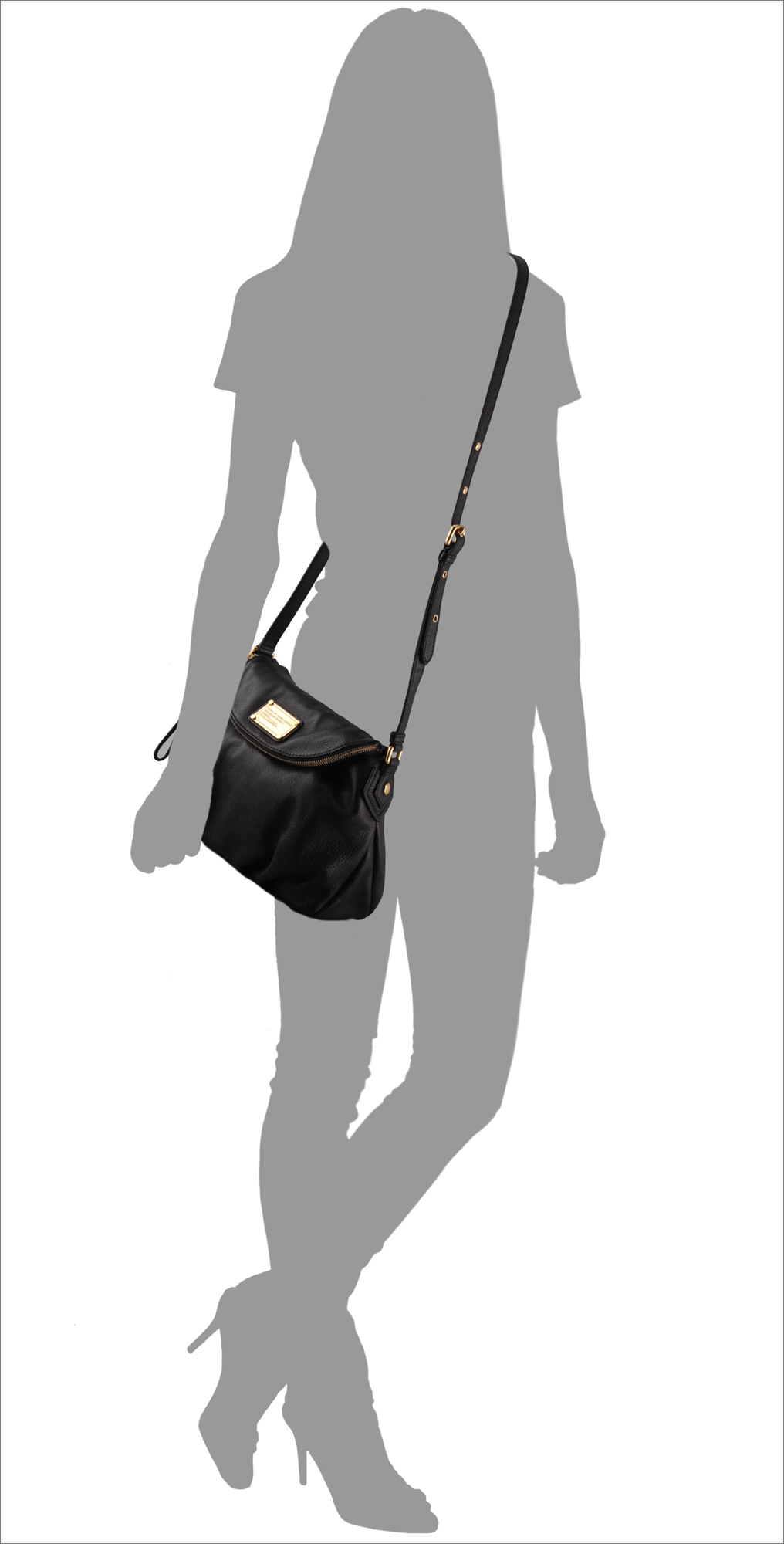 9e98bf8968f Marc by Marc Jacobs Classic Q Natasha Messenger Bag | SHOPBOP