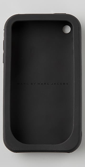 Marc by Marc Jacobs 3G Lips iPhone Cover