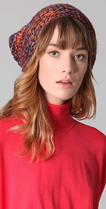 Marc by Marc Jacobs Frida Sweater Hat